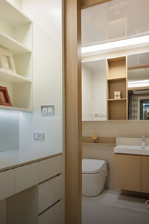 project types bathroom