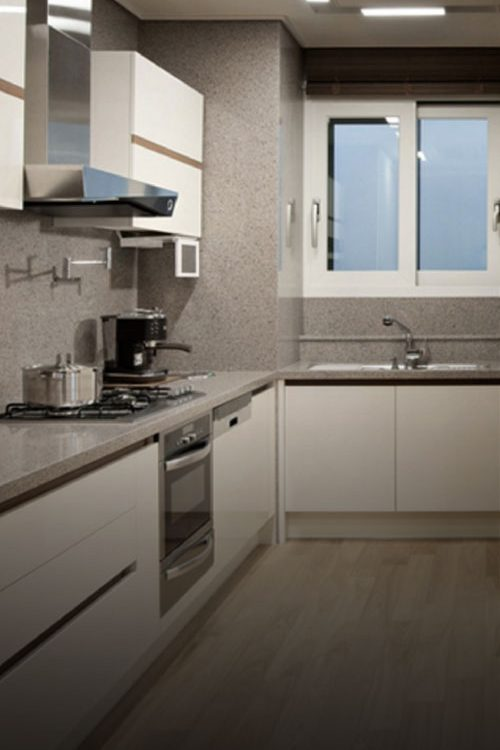 project types kitchens
