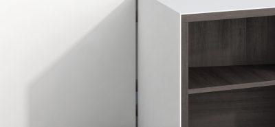 Все по-увеличаващото се ниво на умения на производителите на акрилен камък позволява комбинирането на BETACRYL® с други материали (като стомана и други видове метали, стара или фурнирована дървесина, стъкло, бетон и смоли) с удивителен успех.