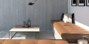 Techlam Industrial Collection Grey Cabecera