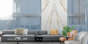 Techlam Stone Collection Marvel Gold Cabecera