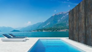 Techlam Stone Collection Piscina Slate Ivory